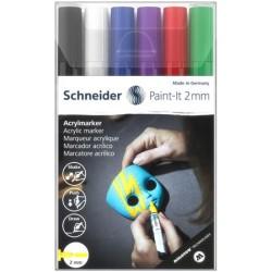 Akrylový popisovač, 2 mm,...