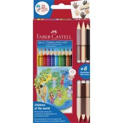 Farebné ceruzky Children of...