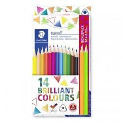 Farebné ceruzky, Ergo Soft,...
