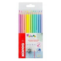 Farebné ceruzky Kolores...