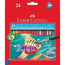 Akvarelové farebné ceruzky...