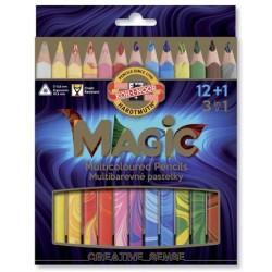 Farebné ceruzky Magic 3408,...