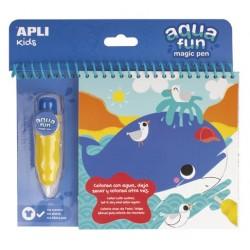 Maľovanka, vodová Aqua Fun