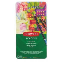 Farebné ceruzky Academy, 12...