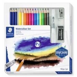 """Akvarelové ceruzky """"Design..."""