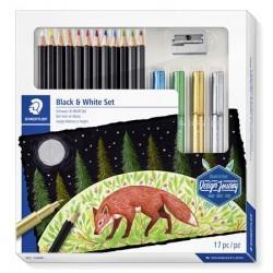 "Farebné ceruzky ""Design..."